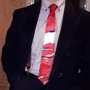 selyem nyakkendők