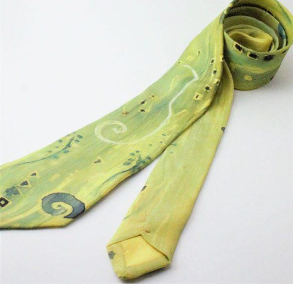 hernyóselyem nyakkendő
