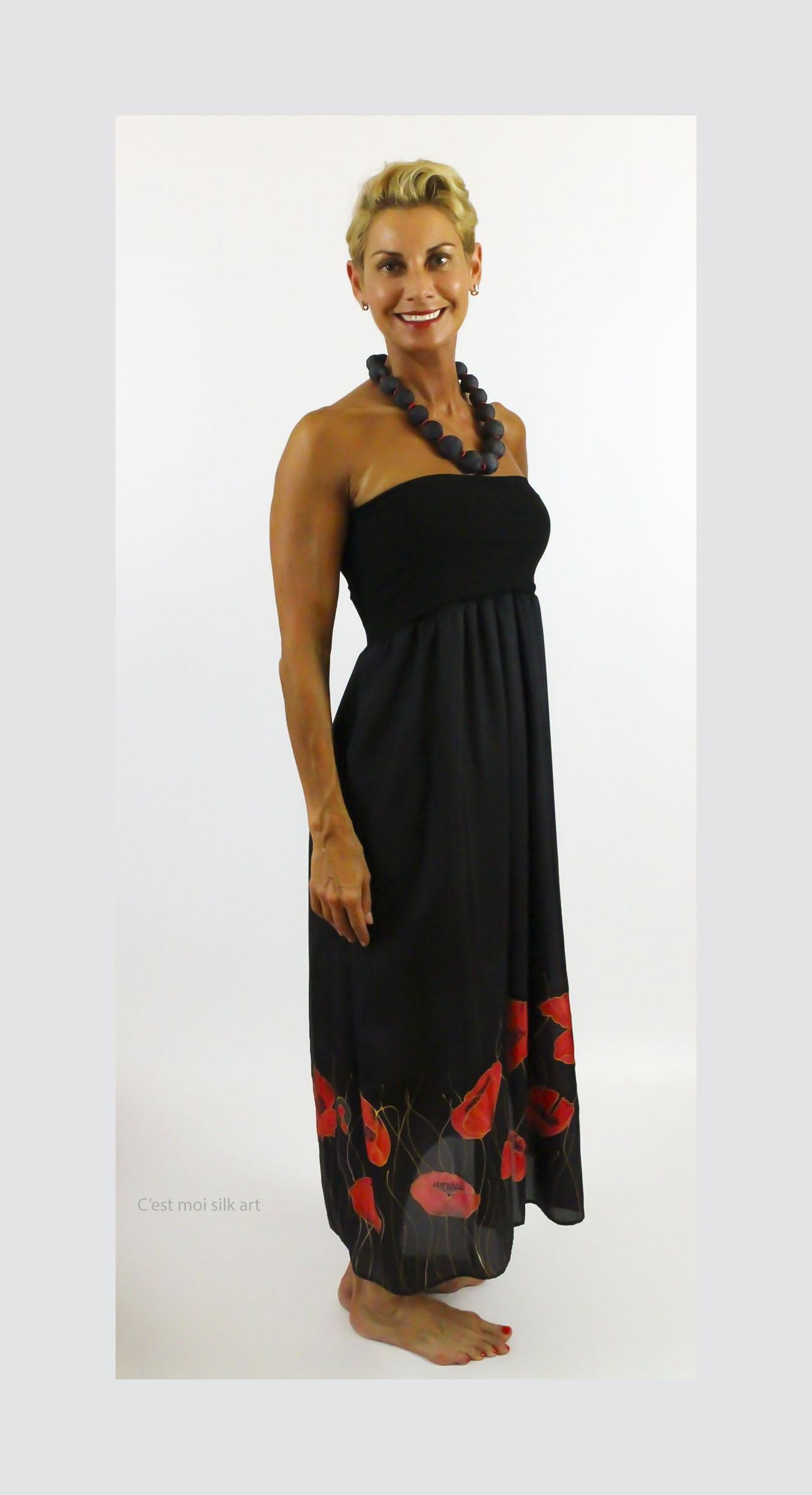 hernyóselyem ruha (2)