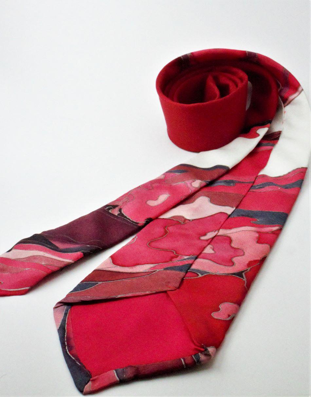 iparművész selyem nyakkendő