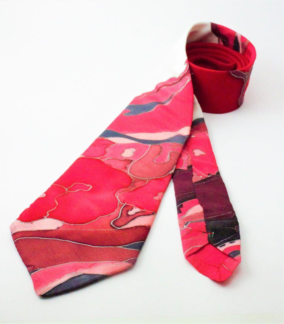 valódi selyem nyakkendő