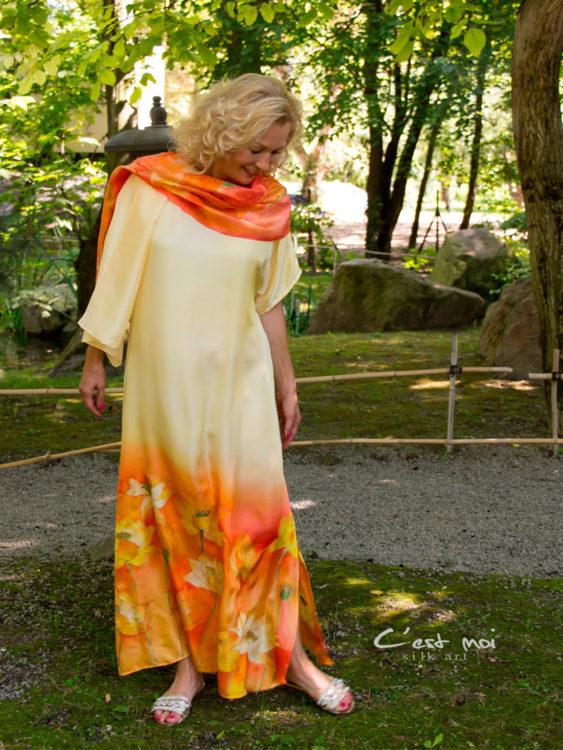 selyem-ruha-sárga-lótuszokkal-06
