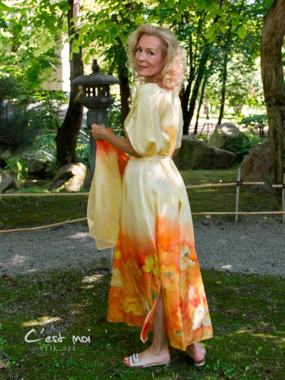 selyem-ruha-sárga-lótuszokkal-08