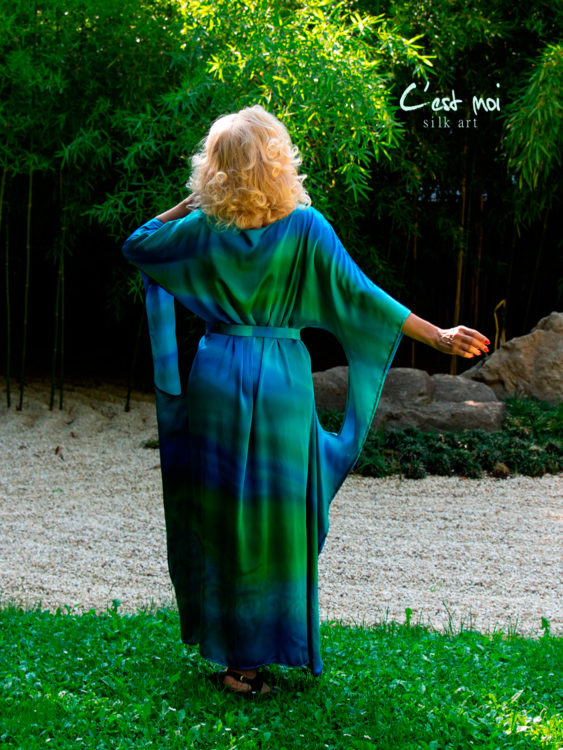 turquoise-casual-silk-dress-by-CestMoi-09
